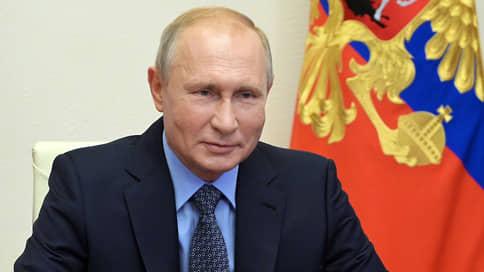 Путин: не хотелось бы возвращаться к ограничениям из-за коронавируса