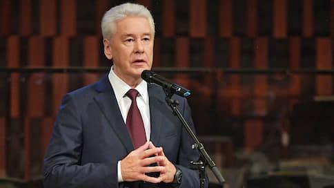 Собянин: ситуация с COVID-19 в Москве усложняется