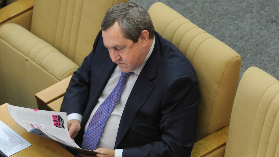 Депутат Госдумы Вадим Белоусов