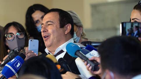 В Армении арестован один из лидеров оппозиции Гагик Царукян