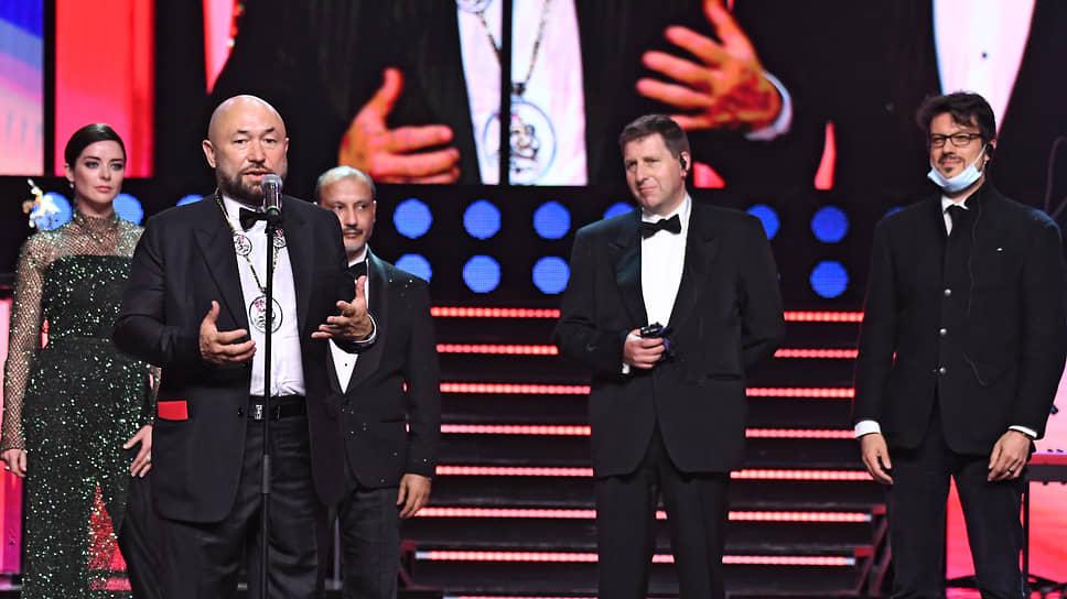 Председатель жюри основного конкурса ММКФ режиссер Тимур Бекмамбетов