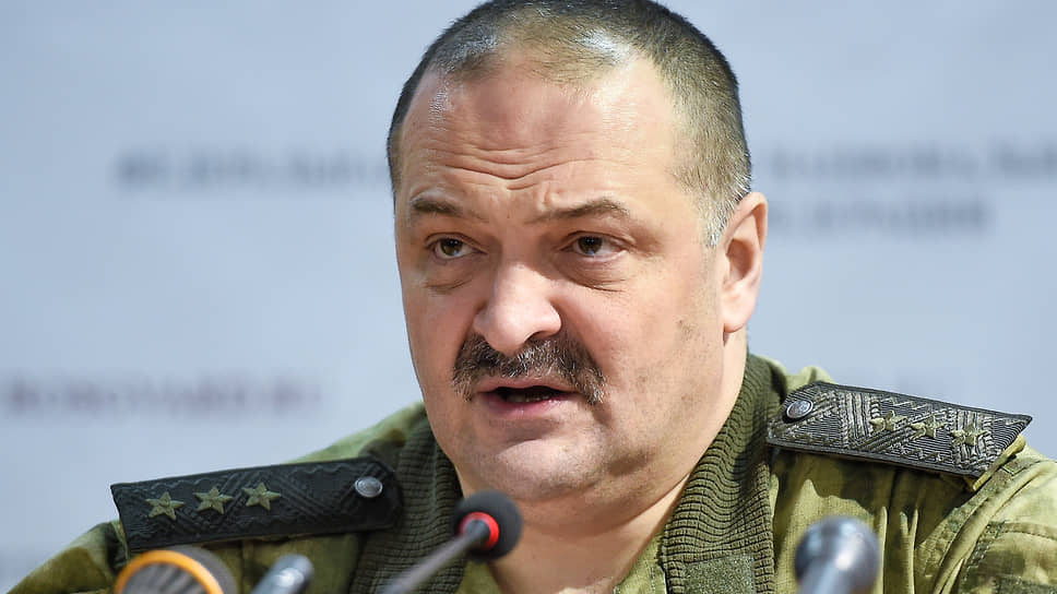 Врио главы Дагестана Сергей Меликов