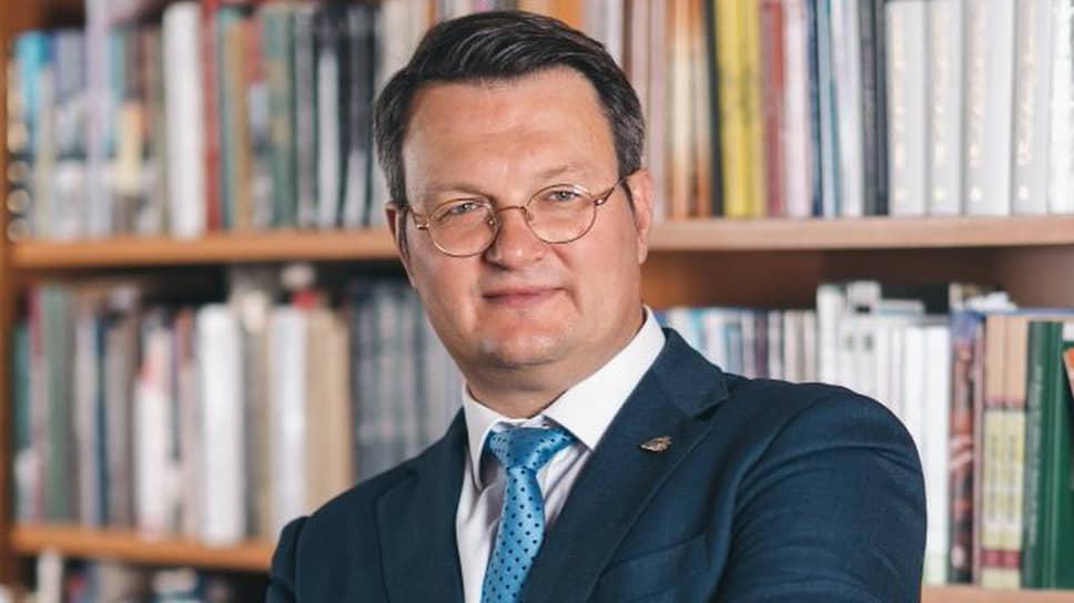 Ректор Крымского федерального университета Андрей Фалалеев