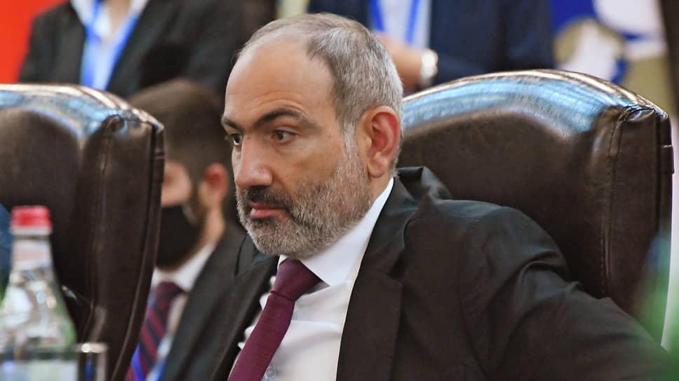 Никол Пашинян заявил о требовании Баку сдать семь районов Карабаха в обмен на мир