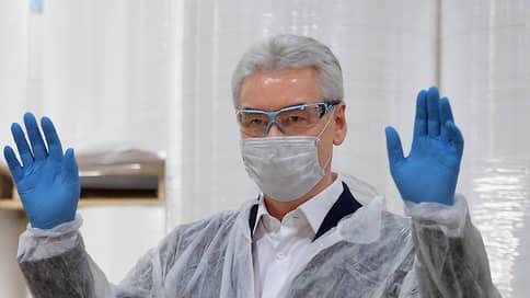 Собянин: в ближайшие недели Москва точно выдержит ситуацию с коронавирусом