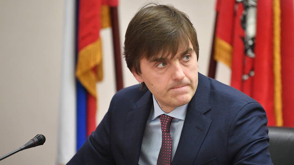 Министр просвещения России Сергей Кравцов