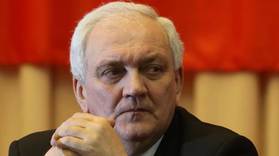 Генерал Сергей Смирнов