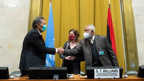 Ливийские военные подписали соглашение о прекращении огня