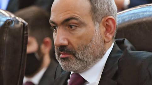 Пашинян заявил о соблюдении перемирия в Карабахе