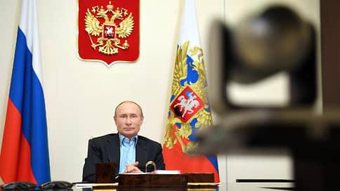 Путин провел перестановки в правительстве