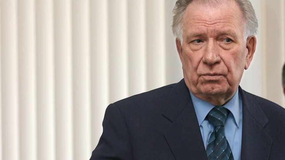 Первый президент Бурятии (1994–2007) Леонид Потапов