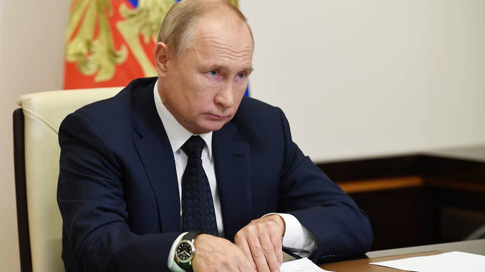 Путин: окончательный статус Карабаха предстоит урегулировать в будущем -  Новости – Мир – Коммерсантъ