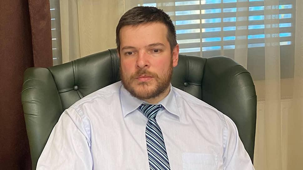 Депутат Мосгордумы Дмитрий Локтев