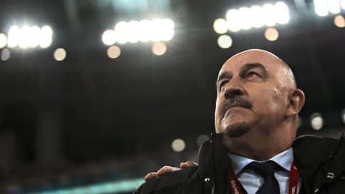 Черчесов не считает поражение от сборной Сербии поводом для отставки