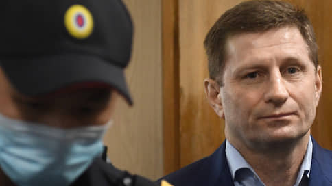 СКР просит суд оставить Фургала под стражей до марта