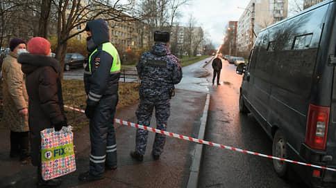 В Петербурге захвативший шестерых детей сдался полиции