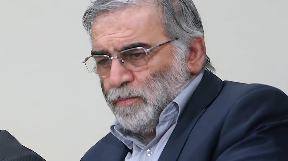 Иранский физик-ядерщик Мохсен Фахризаде