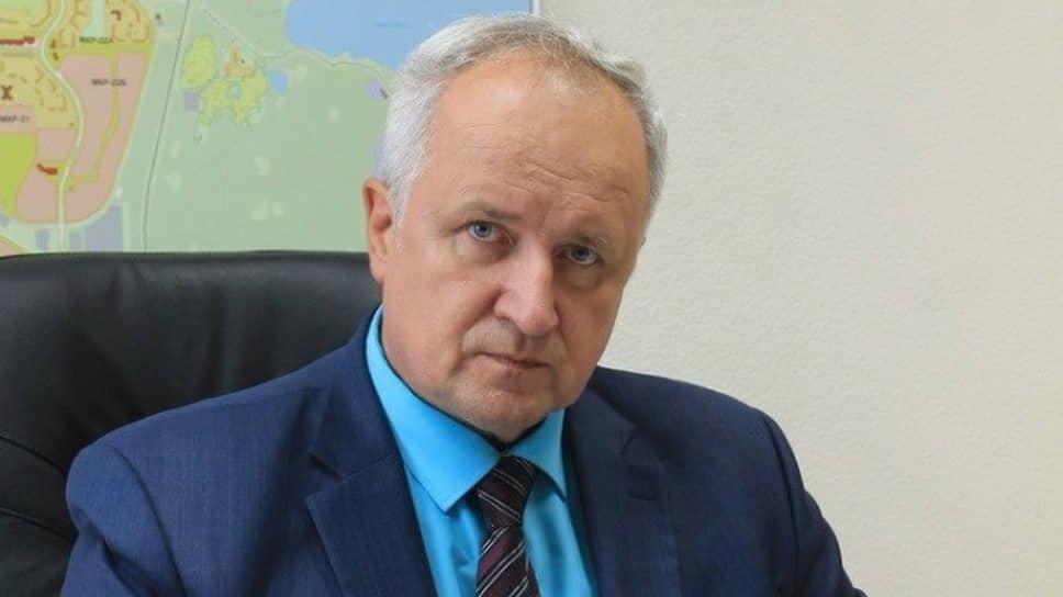 Замглавы Новоуральска Михаил Черницкий
