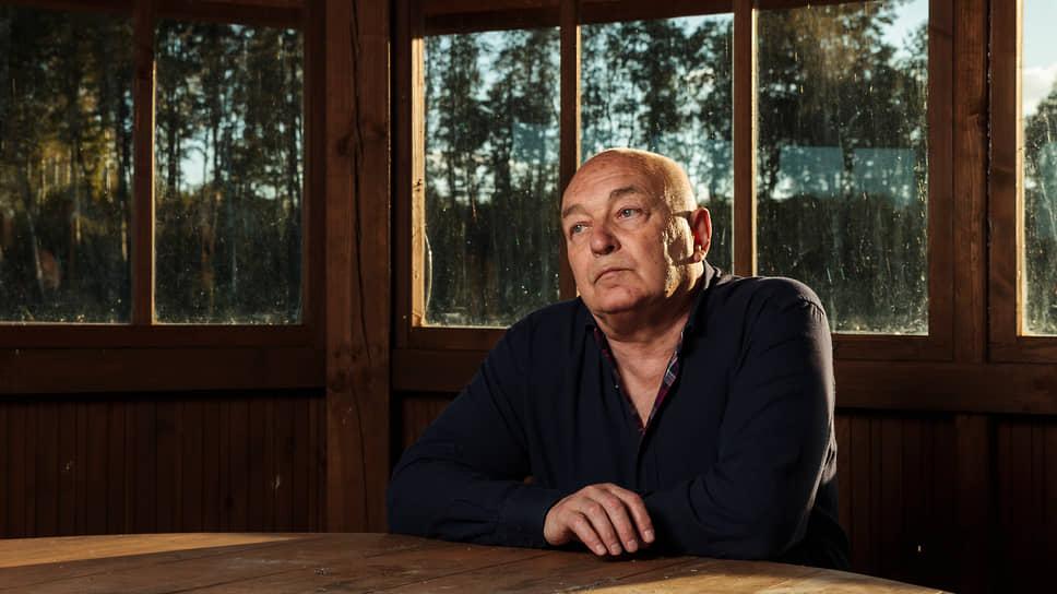 Основатель компании «Ростагроэкспорт» и брендов «Б. Ю. Александров» Борис Александров