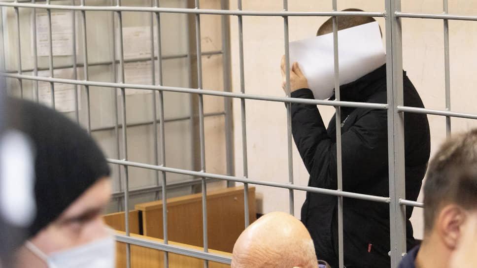 Избрание меры пресечения в отношении Радика Тагирова