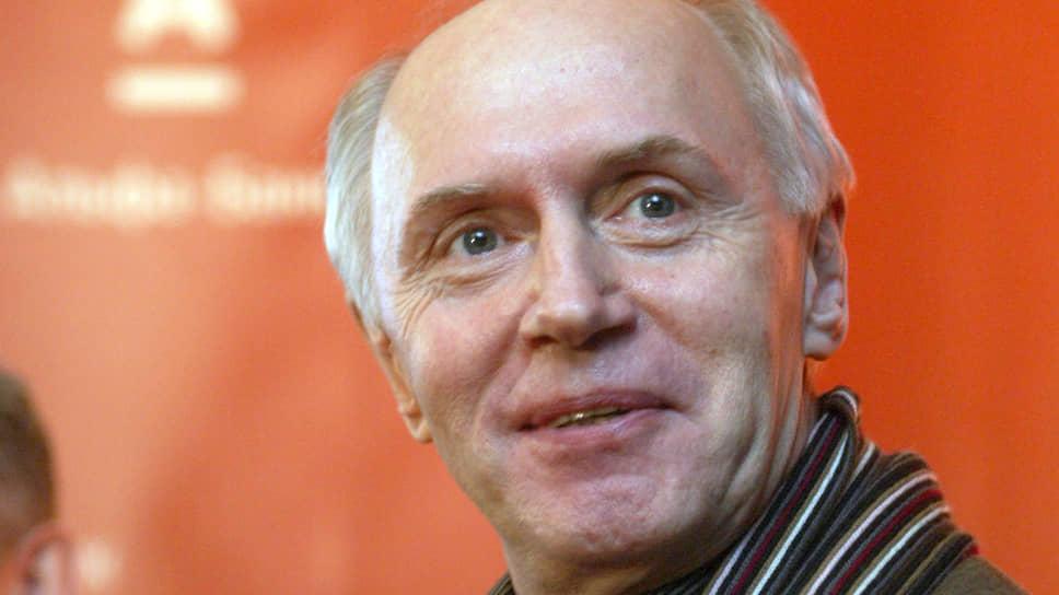 Актер Борис Плотников