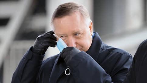 Беглов предупредил о близости локдауна в Петербурге из-за дефицита коек