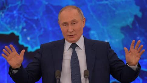 Путин пока не решил, идти ли на пятый президентский срок
