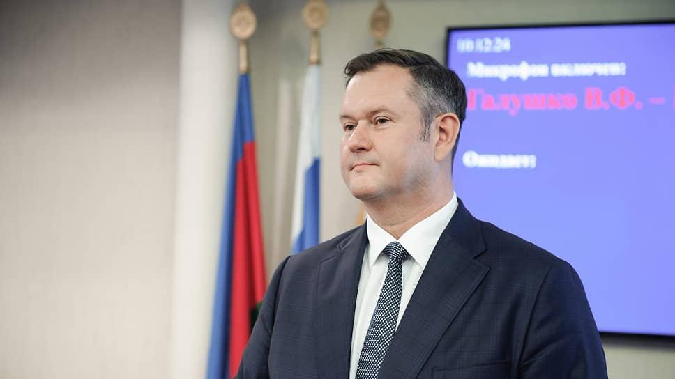 Бывший вице-губернатор Краснодарского края Сергей Пуликовский