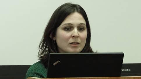 Полиция задержала правозащитницу Ванессу Коган