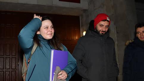 Суд не принял к производству материалы МВД по делу Ванессы Коган