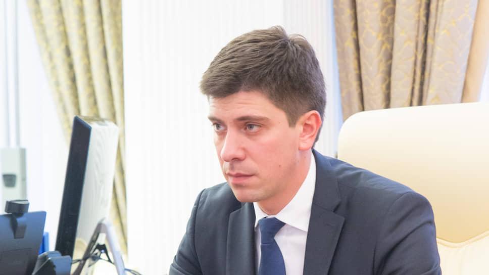Бывший замглавы Минприроды Константин Румянцев