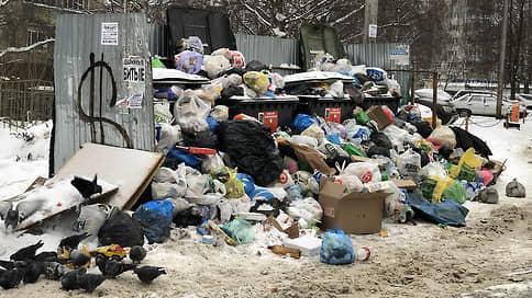 Жители Кирова жалуются на мусорный коллапс