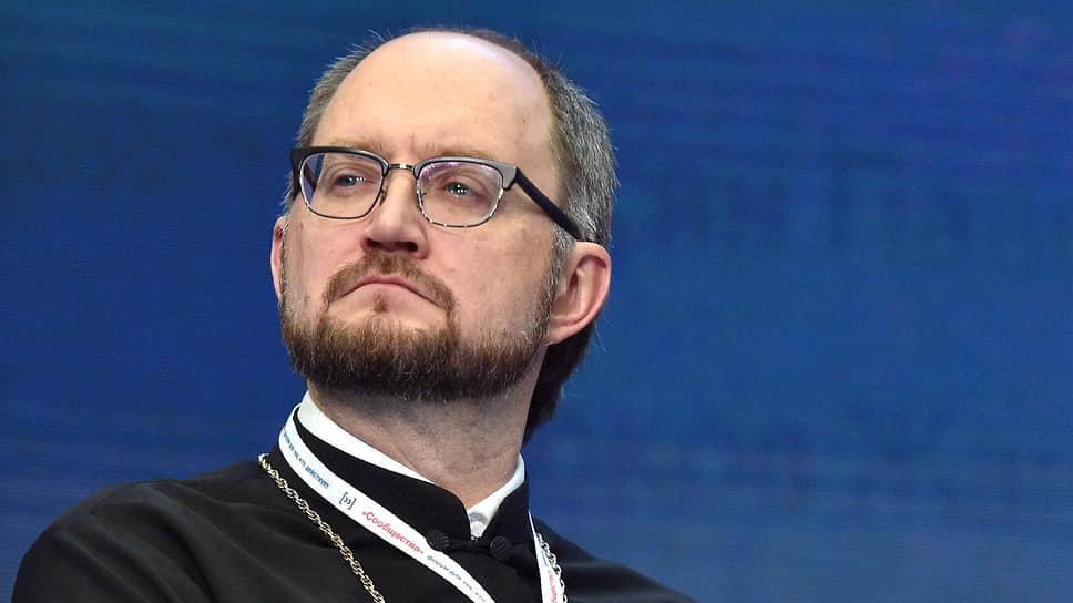 Протоиерей Александр Ткаченко