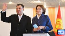 Жапаров лидирует на выборах президента Киргизии