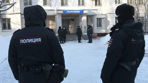 Суд изберет Навальному меру пресечения в отделе полиции в Химках