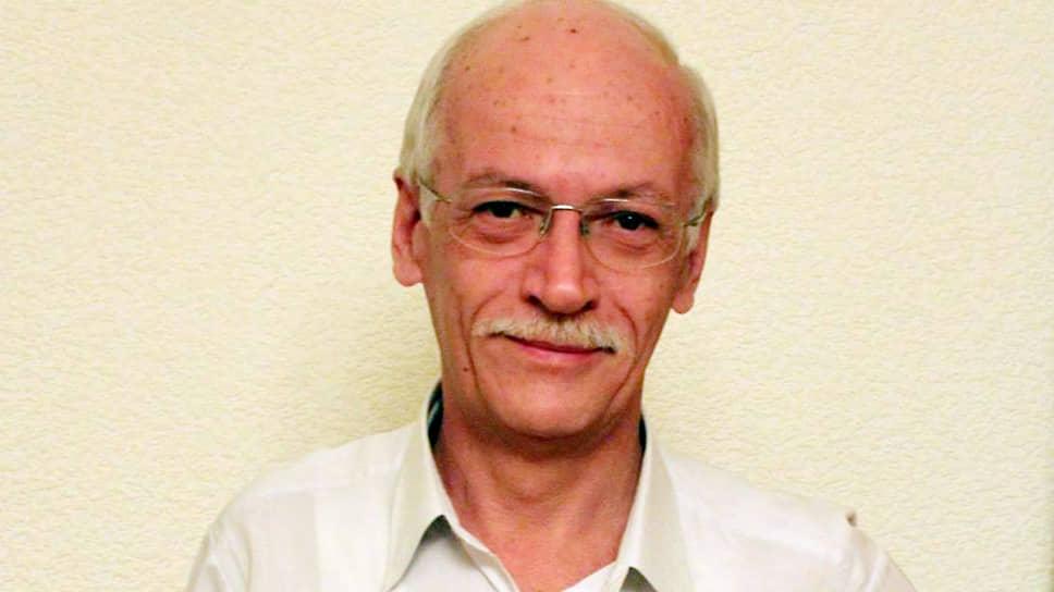 Телеведущий Игорь Выхухолев