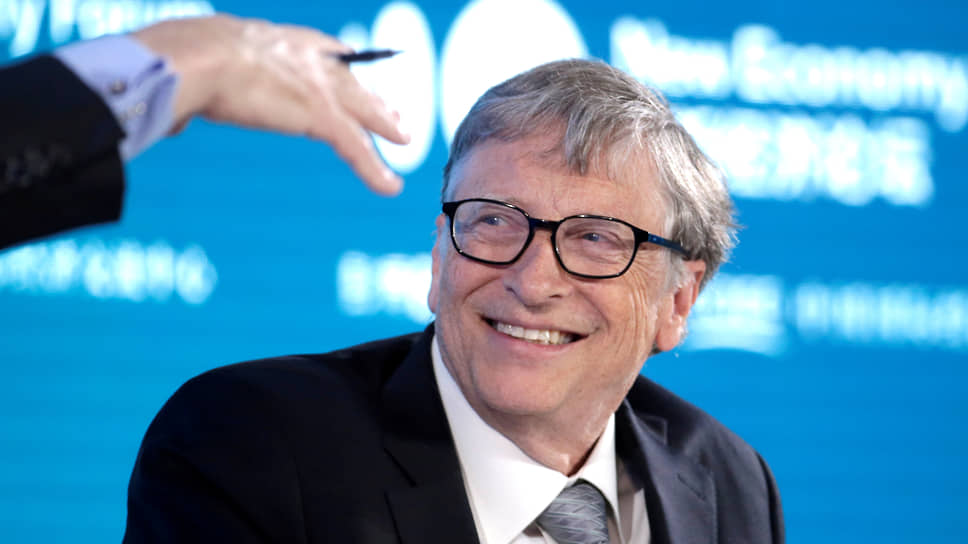 Билли Гейтс