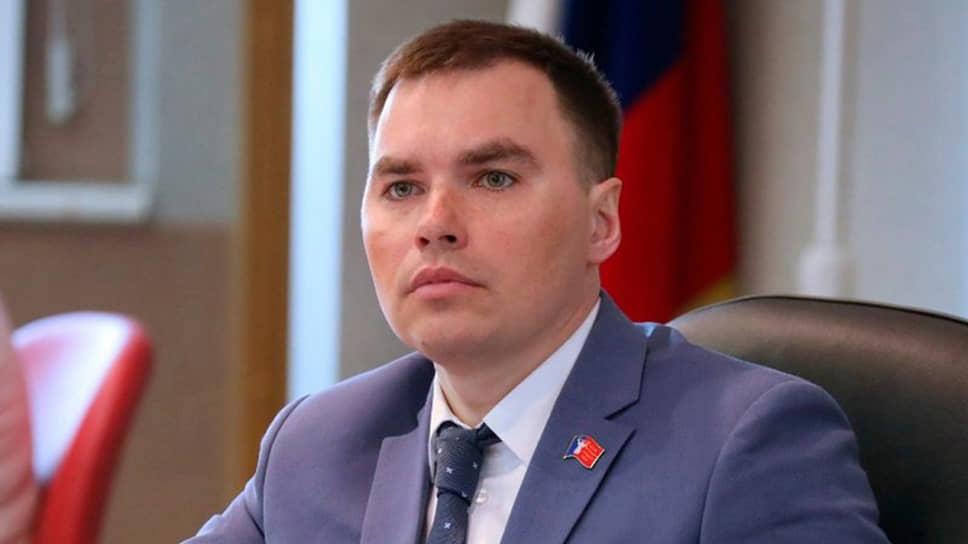 Мэр Норильска Дмитрий Карасев