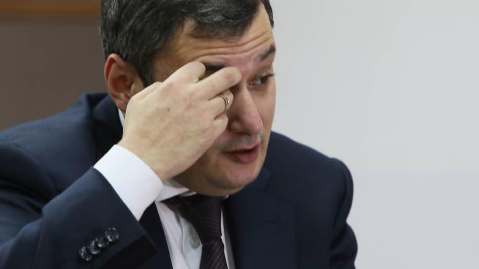 Депутат Александр Хинштейн