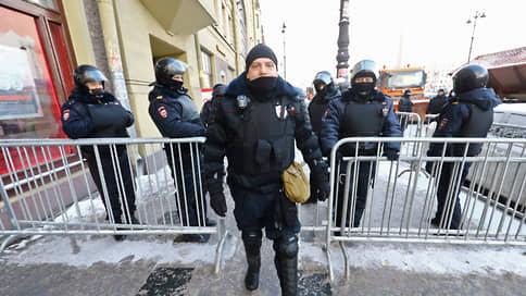 В Петербурге закрыли метро «Невский проспект» и улицы в центре города