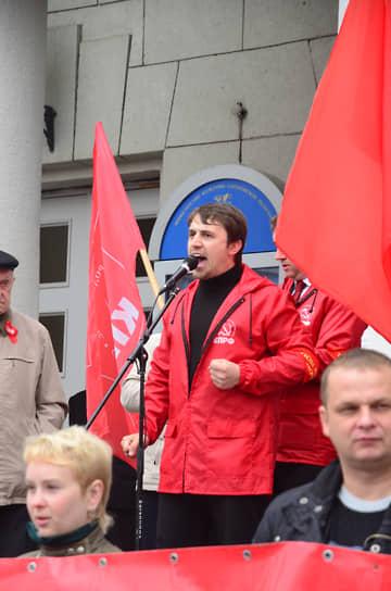 Депутат Саратовской облдумы Николай Бондаренко