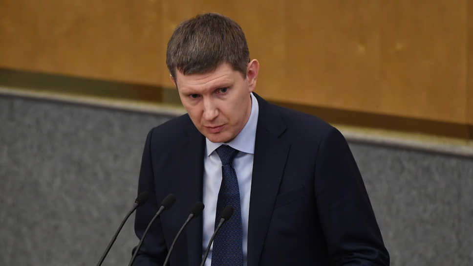Министр экономического развития России Максим Решетников