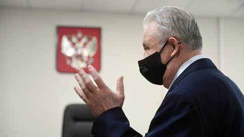 Экс-губернатору Хабаровского края Ишаеву дали условный срок за растрату