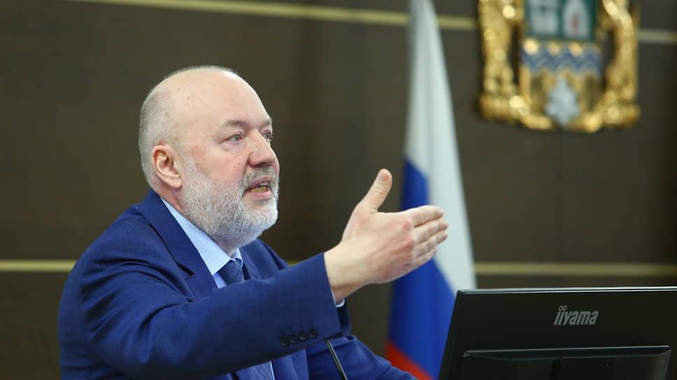 Депутат Госдумы от «Единой России» Павел Крашенинников