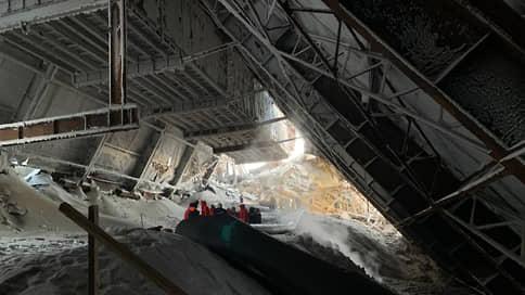 Директора фабрики Норникеля задержали после гибели трех человек при обрушении