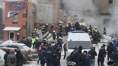 СКР возбудил дело после взрыва газа в пристройке к жилому дому в Нижнем Новгороде
