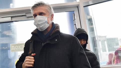 Калви заявил о сильном влиянии своего уголовного дела на инвестклимат в России