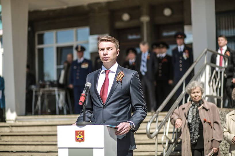 Бывший глава администрации Котласа Андрей Бральнин