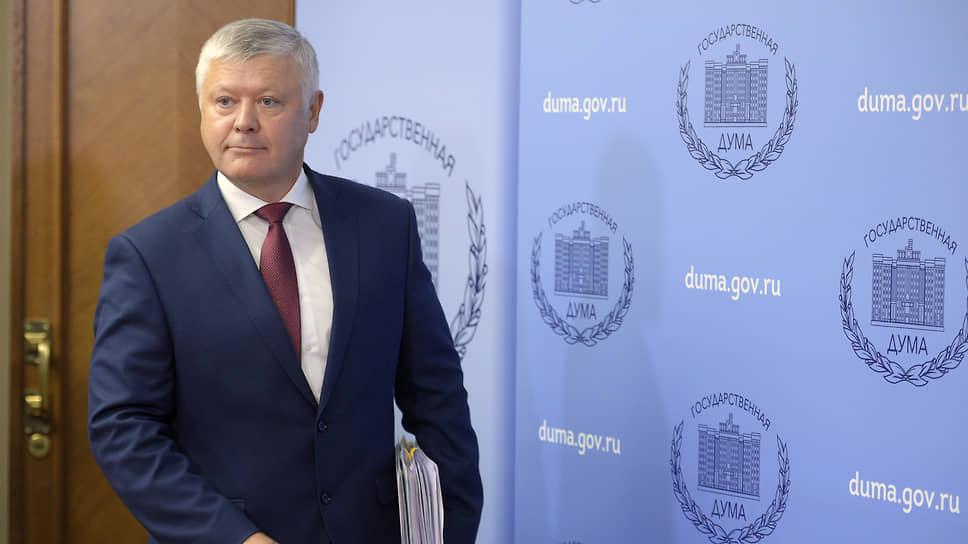 Депутат Госдумы Василий Пискарев