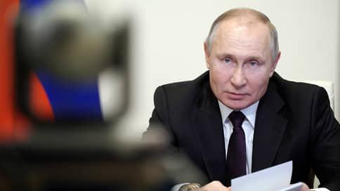 Путин призвал российских бизнесменов вкладывать средства в дом